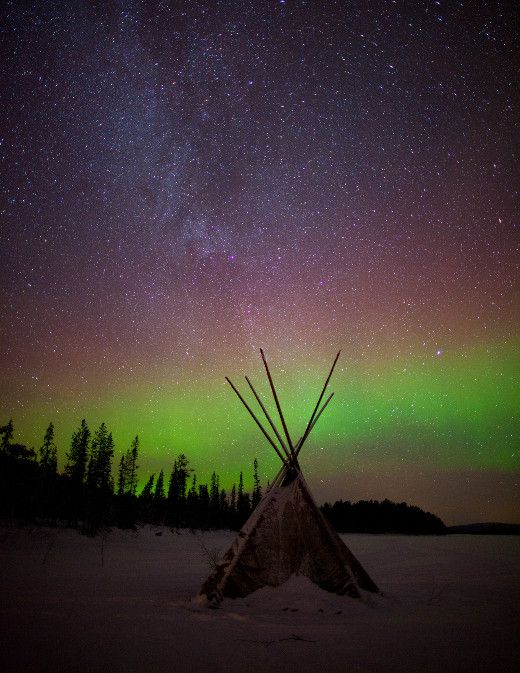 The Northern Lights: Gods, spirits or celestial warriors